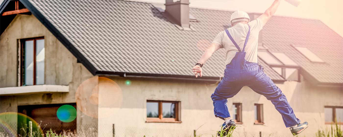 Een nette, strak afgewerkte woning of bedrijfspand?